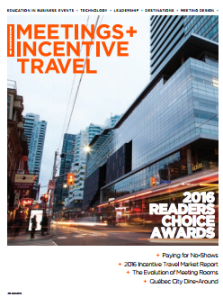 Meetings + Incentive Travel Magazine