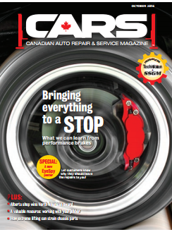 Canadian Auto Repair & Service Magazine