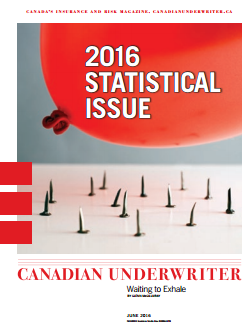 Canadian Underwriter Stats Issue