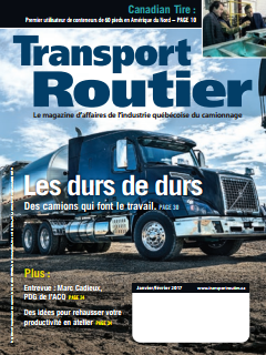 Transport Routier Magazine
